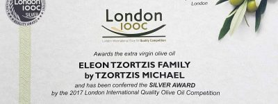 2017 LONDON IOOC SILVER